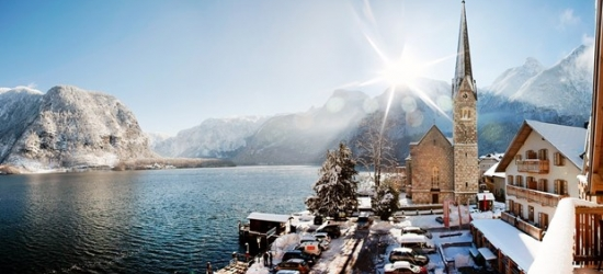 £271 & up -- Austria: 2-night break at Lake Hallstätt, save 39%