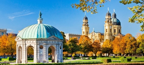 £95 -- Munich: central hotel stay w/breakfast, save 47%