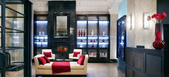 £90 & up -- Downtown Toronto Hotel incl. Breakfast, Save 35%