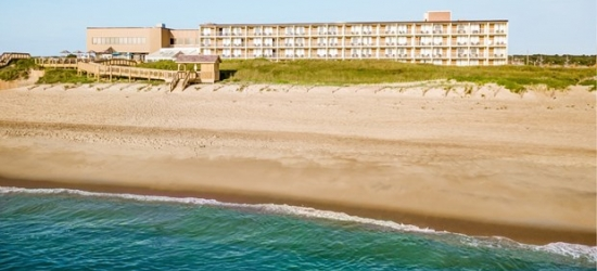 £80 & up -- North Carolina Outer Banks Oceanfront Hotel