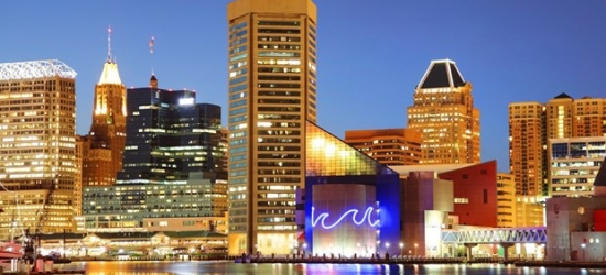 £72 & up -- Baltimore: Suite near the Harbor w/Breakfast, Save 45%