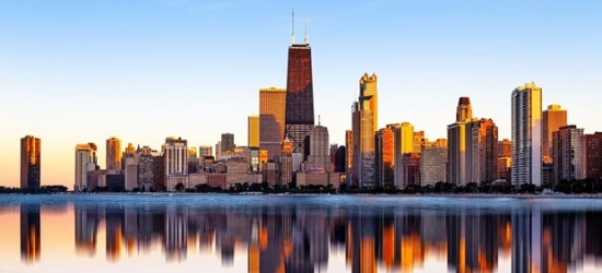 £81 -- Chic Chicago Hotel near Mag Mile incl. Weekends