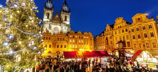 £172 & up -- Prague: 4-star 2-night stay in Castle District, up to 41% off