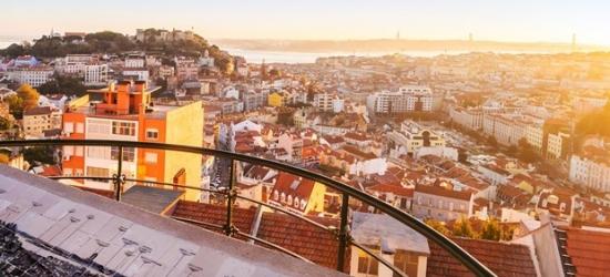 £77 --Lisbon: 4-star hotel stay with breakfast, 34% off