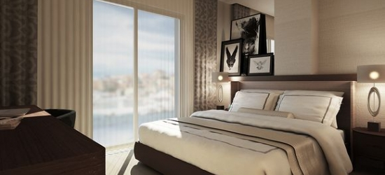 Turkey / Istanbul - Brand New Hotel near Istanbul's Harbour at the Port Bosphorus Hotel