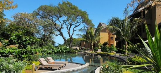 Mauritius - Sun-Drenched Boutique Hideaway at the Tamarina Golf & Spa Boutique Hotel 4*