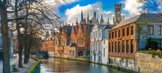 Belgium / Bruges - Eurostar Break to Medieval Bruges at the Hotel Prinsenhof 4*