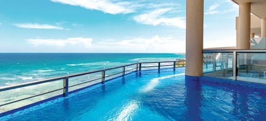 Mexico / Cancun - Adults Only All Inclusive Break in Cancun at the El Dorado Seaside Suites 5*
