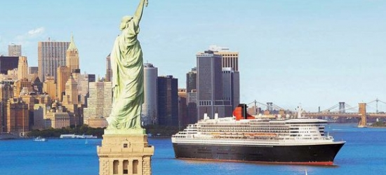Cruise / Southampton to New York - Transatlantic Cruise with 3 Night NYC Stay at the Queen Mary 2 Transatlantic Crossing