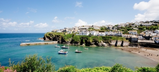 Cornwall: 1-3 Nights with Breakfast and Optional Dinner for Two at The Slipway Hotel