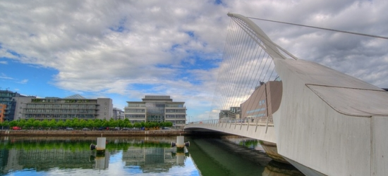 ✈ Dublin: 2-4 Nights at Choice of Hotels with Return Flights and Option for Guinness®or Malahide Castle Tour*