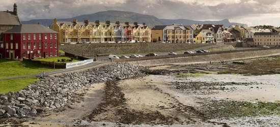 Co. Donegal: 1 or 2 Nights for Two with Breakfast and Late Check-Out at Grand Central Hotel