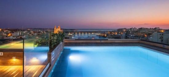 3-7nt 4* Island of Malta Spa Getaway  - Beach Location!