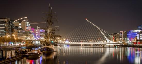 2nt Dublin City Getaway, Flights & Ice-Skating Tickets!