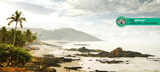 7-10nt 4* Goa Beach Getaway, Breakfast