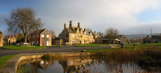 3nt Cotswolds Countryside Retreat & Breakfast for 2