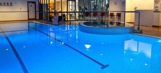 1-2nt Warwickshire Stay, Dining & Spa Access @ 4* DoubleTree by Hilton