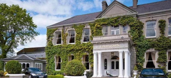 4* Finnstown Castle Hotel Stay, Dining Credit & Leisure Access for 2