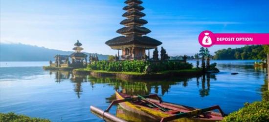 10-14nt 4* Bali Escape