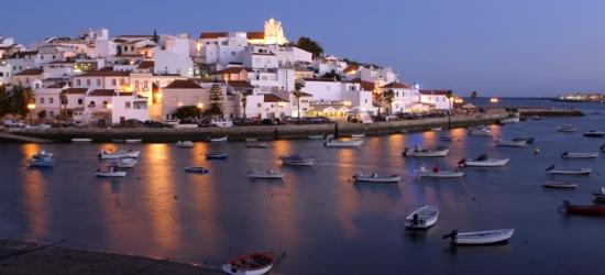3-5nt 4* Algarve Getaway, Breakfast & Flight