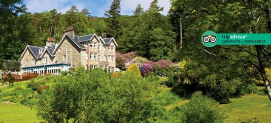 4* Isle of Skye Escape, Prosecco, Breakfast & Hot Tub Access