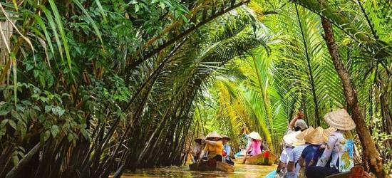 12-Day Vietnam & Cambodia Escape - Halong Bay, Mekong Delta & More!