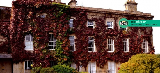 1-2nt 5* Bath Stay, Breakfast, Bottle of Wine & Late Checkout for 2