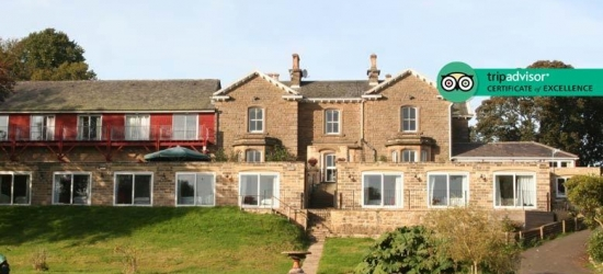 Northumberland Stay, Dinner & Leisure Access - Riverside Location!