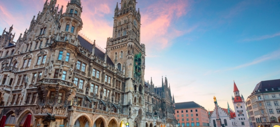 2-3nt Munich City Getaway