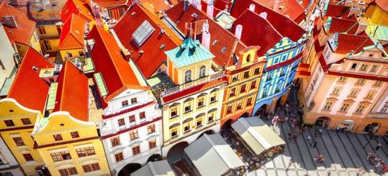 2-3nt Prague Getaway, Grand City Tour, Breakfast