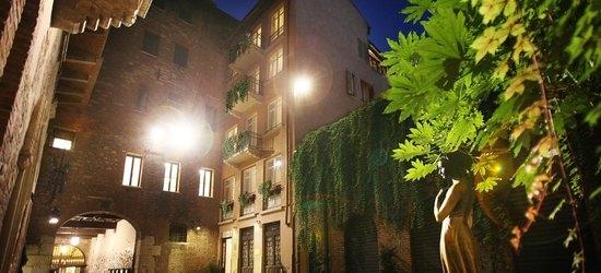 3 nights at the 5* Relais de Charme Il Sogno di Giulietta, Verona, Veneto