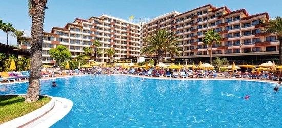 7 nights at the 4* Spring Hotel Bitacora, Playa de las Americas, Tenerife