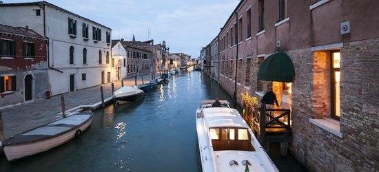 3 nights at the 4* Eurostars Residenza Cannaregio, Venice, Venetian Riviera
