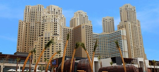 7 nights at the 5* Amwaj Rotana Jumeirah Beach, Jumeirah Beach, Dubai