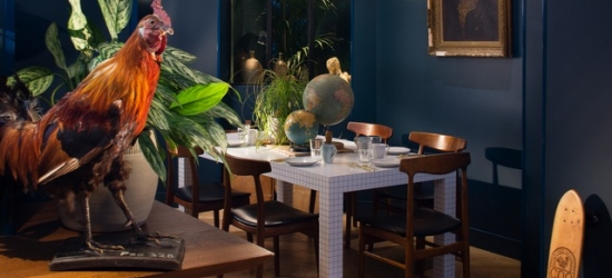 £87 per night | Paris - Classic room at the hip and quirky C.O.Q Hotel