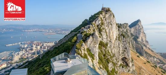 Win a 3-night break in Gibraltar