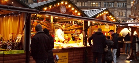 Win a family UK Christmas market weekend with Premier Inn