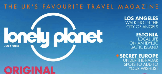 Save 31% off an annual Lonely Planet magazine gift subscription