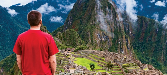 Win a private trip for two to Peru