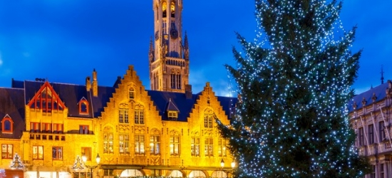 Charming Bruges break with Christmas market dates