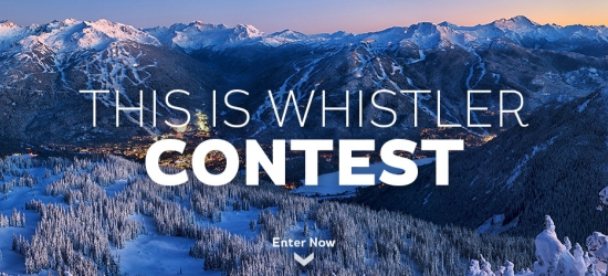Win a snowy 7-night holiday to Whistler in Canada