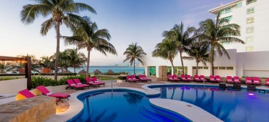 Cancun - 7 night modern beachfront escape to luxury resort