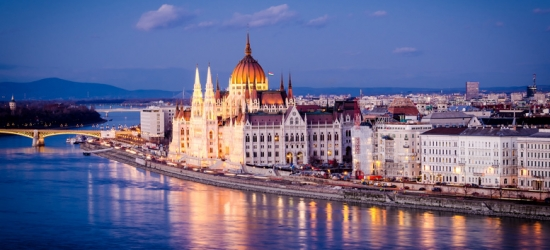 Budapest - 2 night getaway with Széchenyi Spa experience