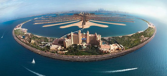 Dubai - 48 Hours Only! 4 days at the 5* Atlantis The Palm Dubai with Waterpark & Aquarium