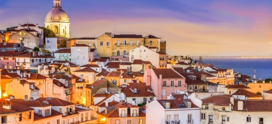 Win a short break to Lisbon
