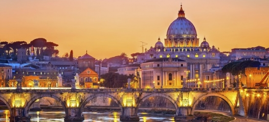 Rome break with tickets to the Vatican Museums & Sistine Chapel