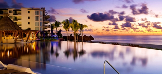 All-inclusive Cancun beach holiday with stunning ocean views, Dreams Riviera Cancun Resort & Spa, Mexico