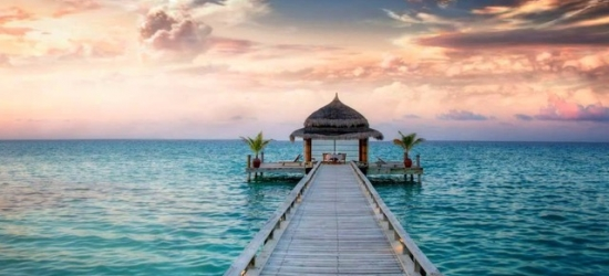 £110 per villa per night | Kihaa Maldives Resort & Spa, Kihaadhuffaru Island, Maldives
