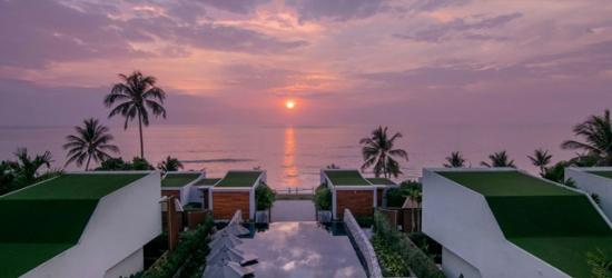 £196 per suite per night | Casa de la Flora, Khao Lak, Thailand