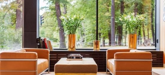 £98 per night | Elite Eden Park Hotel, Stockholm, Sweden